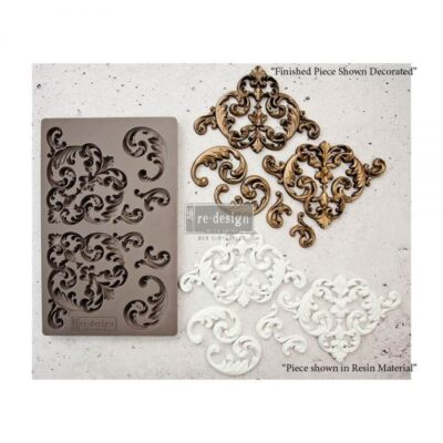 Stampi al Silicone Re-Design ResinPro resine Tavoli